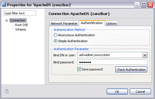1 4 2 - Changing the admin password — Apache Directory